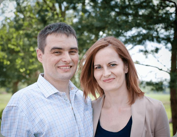 Dorota i Krzysiek Wojnar