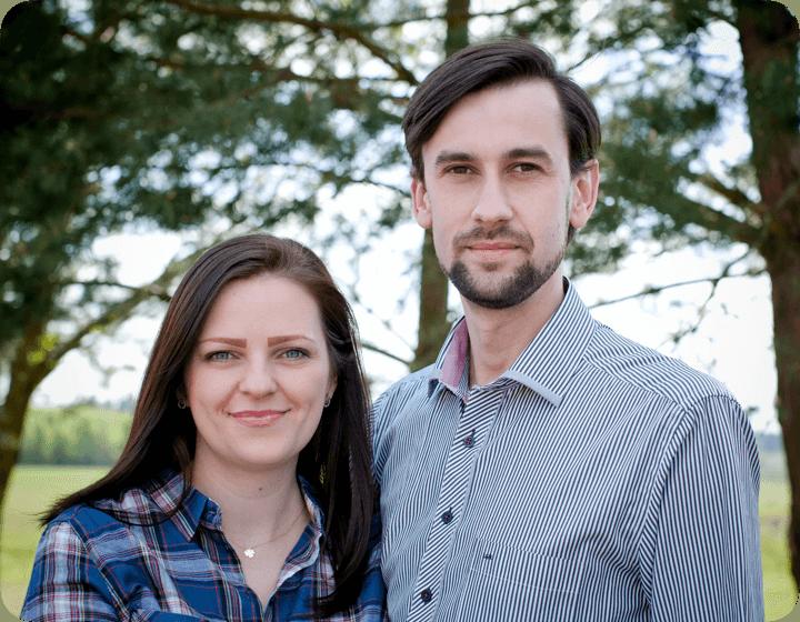 Karolina i Jacek Jędrzejec